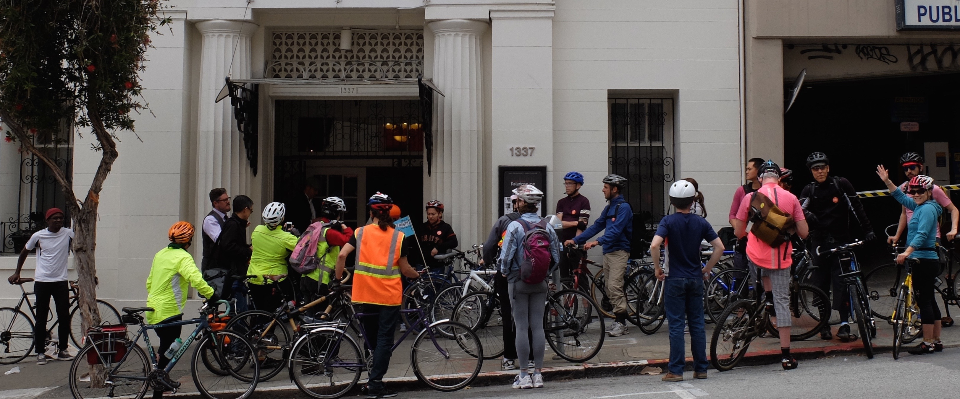 Interfaith ride - ready to roll – Version 2